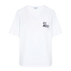 Tee-shirt Fall Los Angeles Blanc