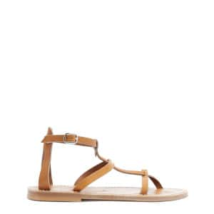 Sandales Antioche Cuir Pul Naturel