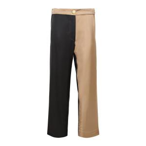 Pantalon Lucky Soie Noir