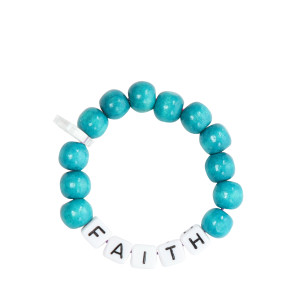 Bracelet Love Beads Bois FAITH