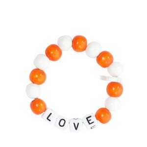 Bracelet Love Beads Bois LOVE