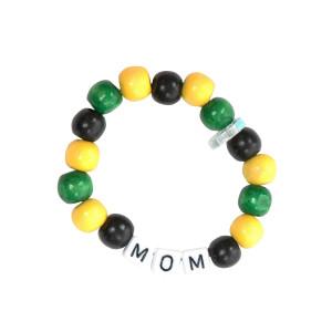 Bracelet Love Beads Bois MOM