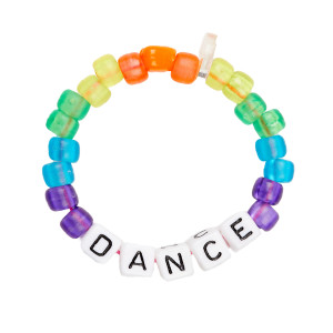 Bracelet Love Beads DANCE Multicolore