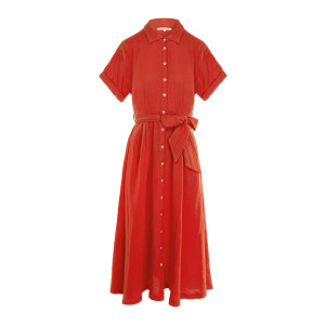 Robe Caylin Rouge