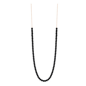 Collier Maria Boulier Onyx