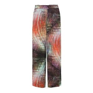 Pantalon Camelia Imprimé Multicolore