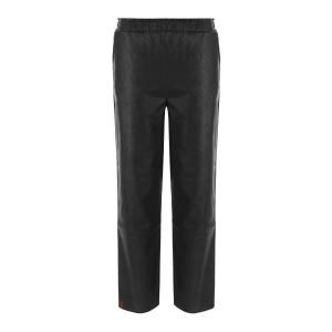 Pantalon Cuir Vegan Noir