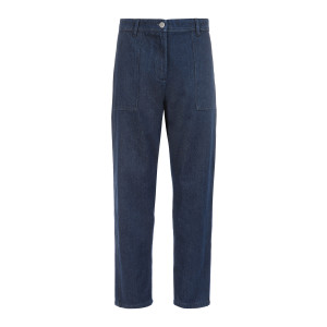 Jean Worker Denim Bleu