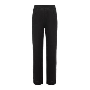 Pantalon Lin Noir