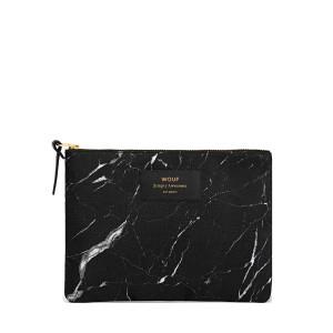 Trousse L Black Marble