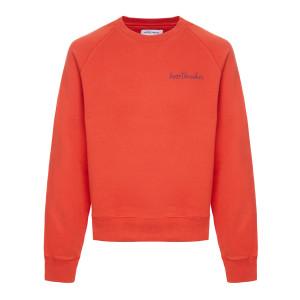 Sweatshirt Heartbreaker Coton Biologique Rouge