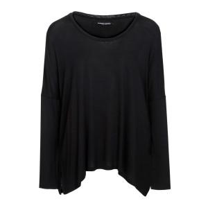 Tee-shirt Ines Coton Noir