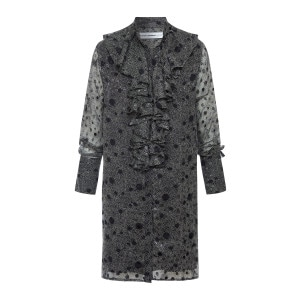 Robe Dakota Dot Noir