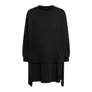 Pull Rectangle Noir