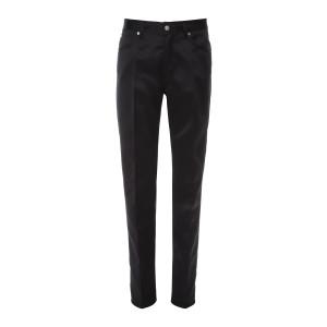 Pantalon 5 Poches Noir Collection Studio