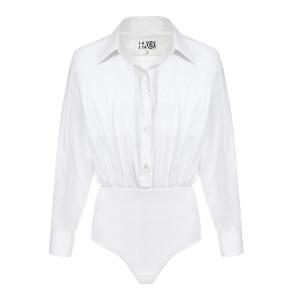 Body Coton Blanc, Collection Studio