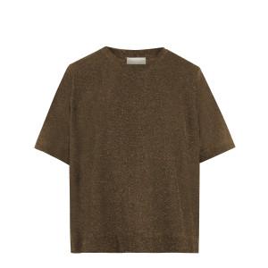 Tee-shirt Iora Marron