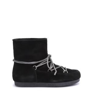 Moon Boot Basses Far Side Noir