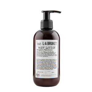 N°093 Lait Corps Bergamote Patchouli 250ml