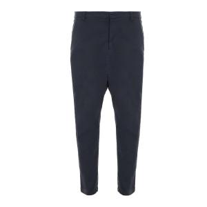 Pantalon Paris Bleu Marine Délavé