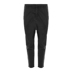Pantalon Paris Noir Délavé