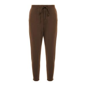 Pantalon Nolan Coton Marron