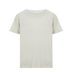 Tee-shirt Brady Coton Craie