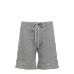 Short Austin Coton Gris Chiné
