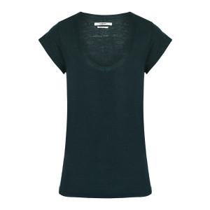 Tee-shirt Zankou Lin Vert Foncé