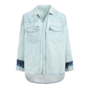 Chemise Superba Coton Bleu