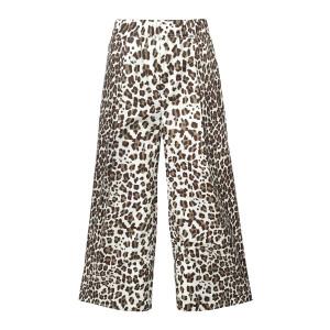 Pantalon Ceopard Coton Marron