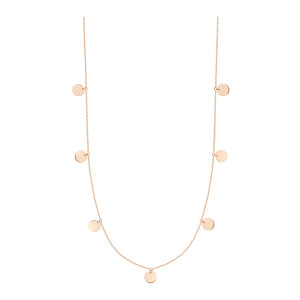 Collier Marrakech Or Rose