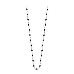 Collier Perles Résine 50 cm
