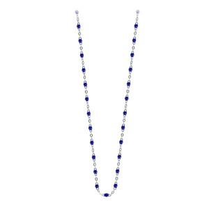Collier Perles Résine 42 cm