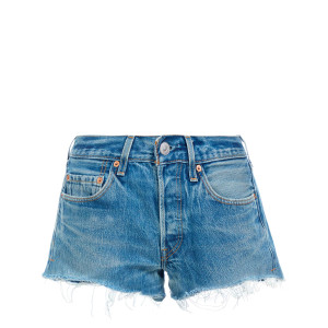 Short The Short Coton Indigo