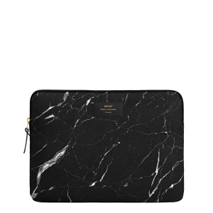 Housse 13'' Black Marble