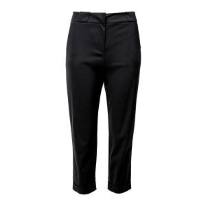 Pantalon Coton Noir