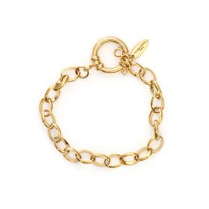 Bracelet Aix Maille Plaqué Or