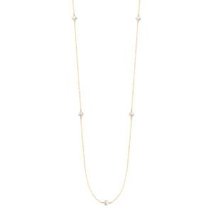 Sautoir Massilia Perles d'Eau Douce Or Jaune