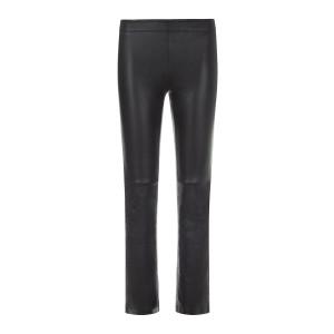 Pantalon JP Twenty Agneau Plongé Regular Noir