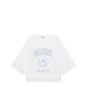 Tee-shirt Isoli Blanc