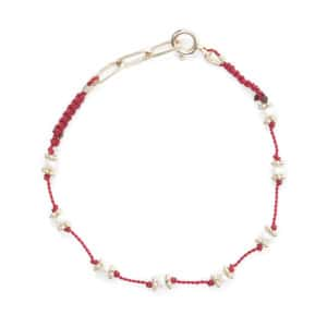 Bracelet Lotus Plaqué Or