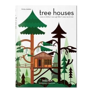 Livre Tree Houses, Maisons dans les Arbres