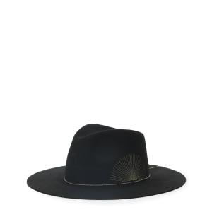 Chapeau Le Basile Laine Noir