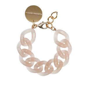 Bracelet Flat Nude