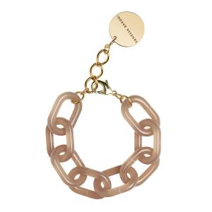 Bracelet Easy Taupe Clair