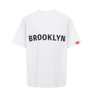 Tee-shirt Brooklyn Blanc