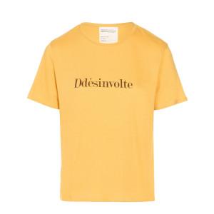Tee-shirt DDésinvolte Coton Ambre