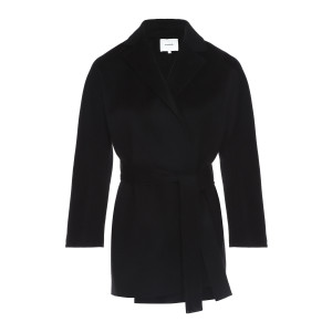 Manteau Kimono Noir