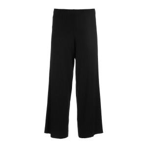 Pantalon Côtelé Noir